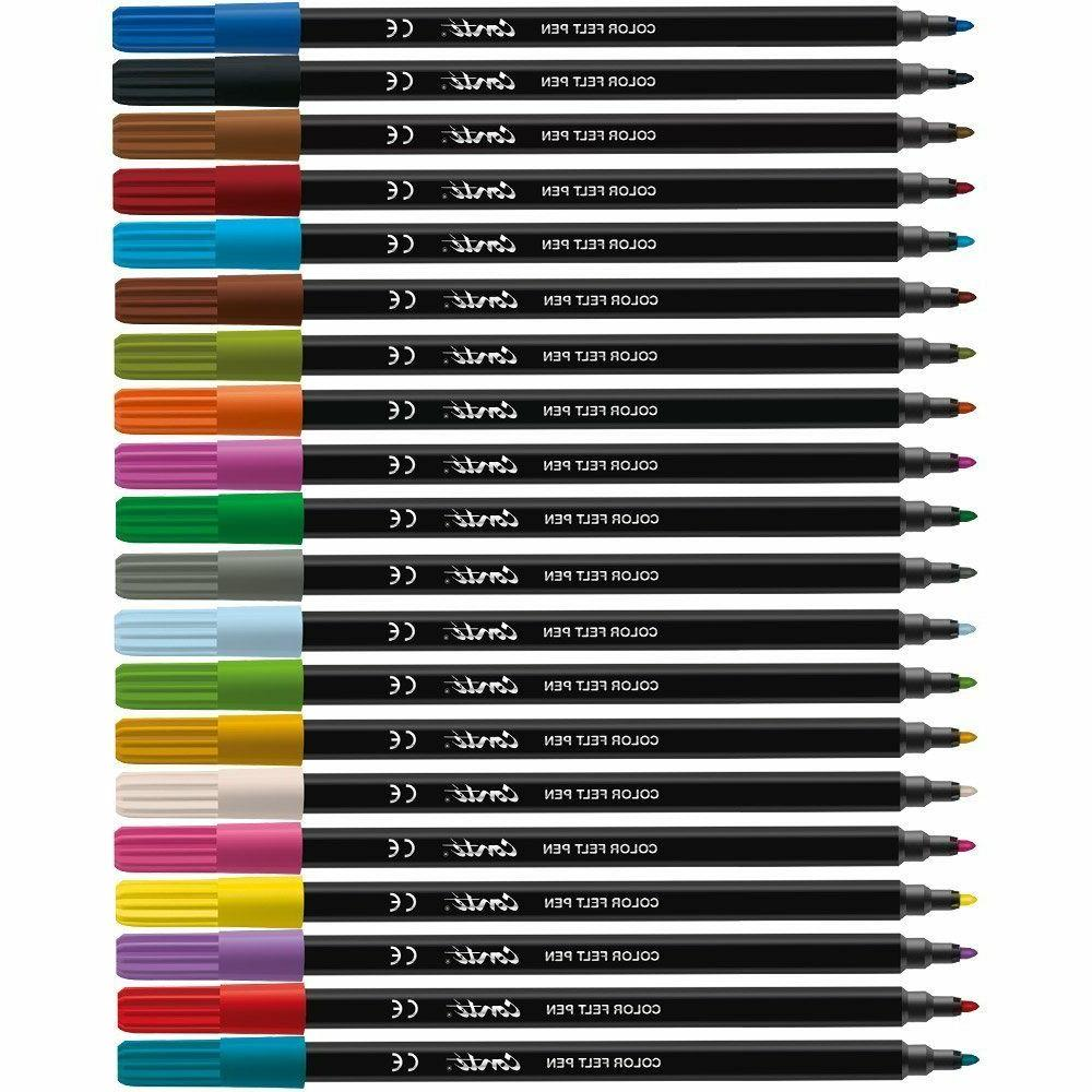 BIC Collection Conte Assorted Colors,