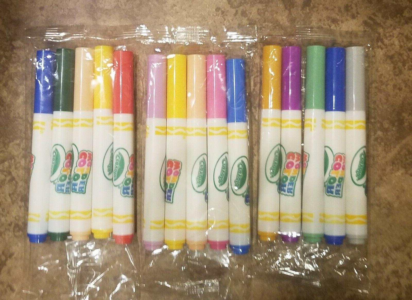 color wonder markers 15 count