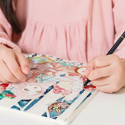 Colored Journal Fine Pen Fineliner Journa