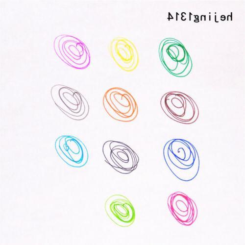 Colors pen drawing Micro pens Sketch Manga Art Markers