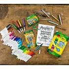 Crayoligraphy Kit Craft Kits Calligraphy Beginner NEW NO TAX