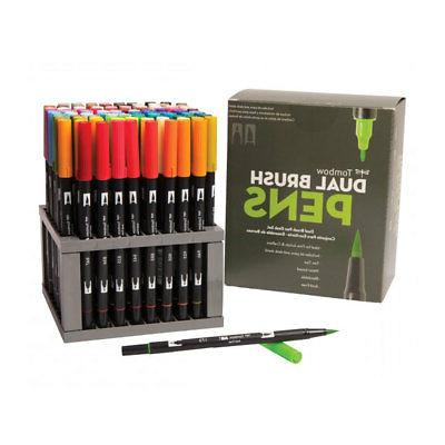 Tombow Art Markers, Color Set, 96 Count