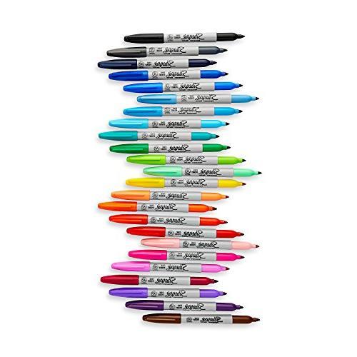 Sharpie Pop Markers, Fine Colors,