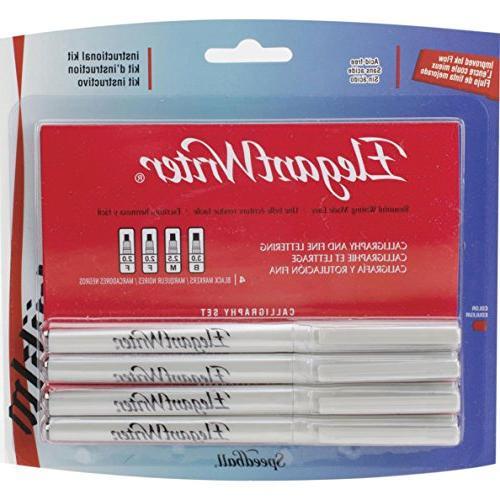 1 X Elegant Writer Calligraphy Set- - 639521