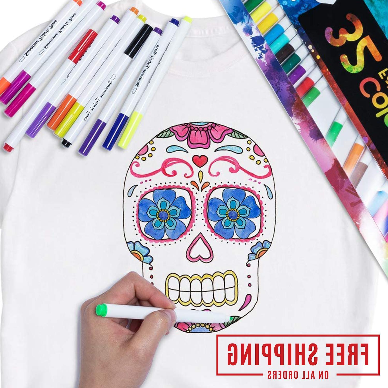 Fabric Paint Clothing T-Shirt