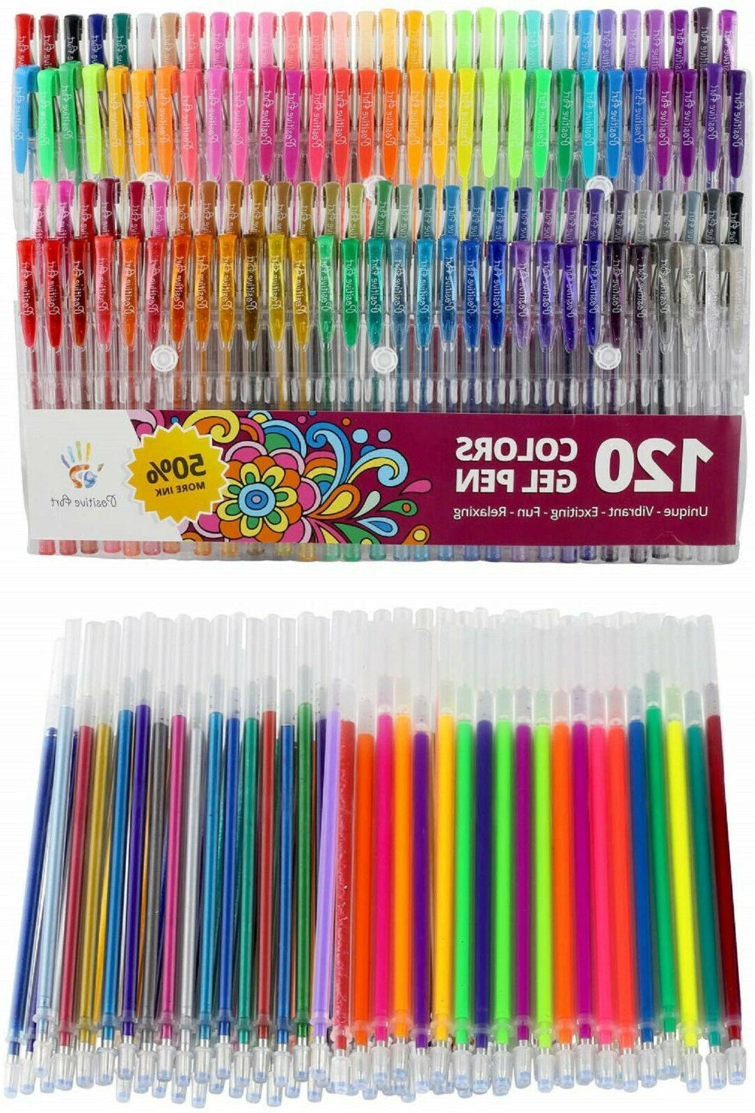 Gel 120 Colors Coloring No Duplicate
