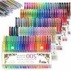 Cedar Markers Gel Pens. 200 Set 100 Pens Plus 100 Refills. C