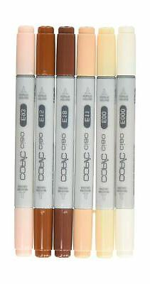 Copic Marker Copic Ciao Markers 6/Pkg-Skin 120002