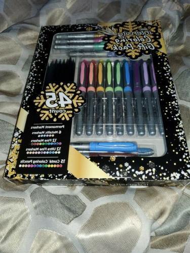 intensity coloring set gift pack marker 2019