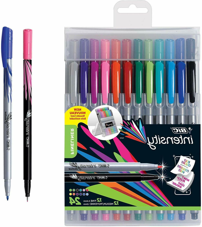 intensity marker pen 24
