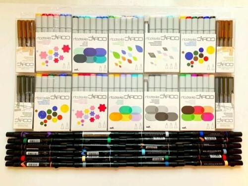 lot of 100 sketch art markers