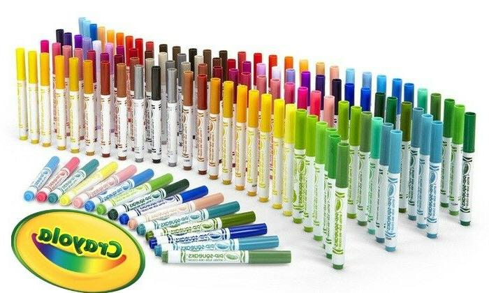 markers metallic glitter pip squeaks washable classic
