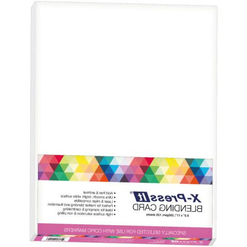 Copic Markers X-Press It Blending Card 125 Sheets