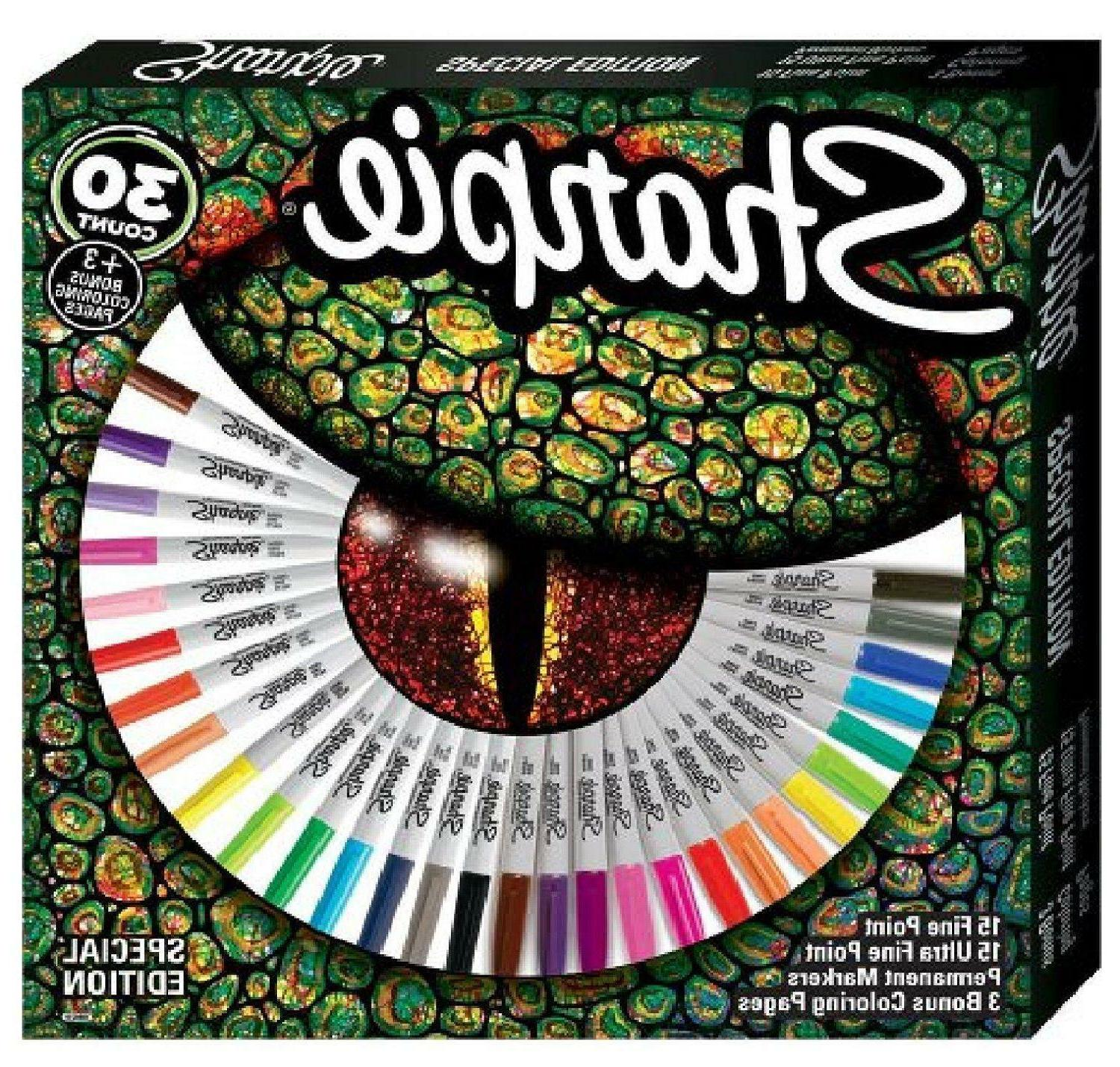 markers special edition 30 count marker set