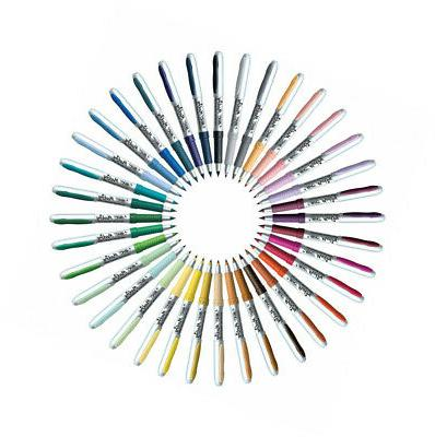 BIC Marking Marker Ultra Assorted Colors, 36-Count