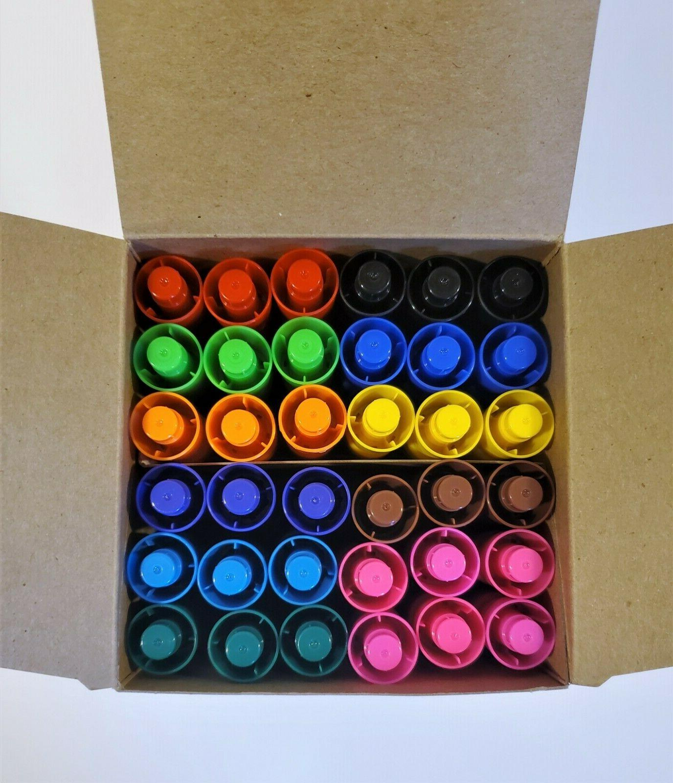 Mr. Scented Markers 36 Pack Colors