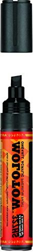Molotow ONE4ALL Acrylic Paint Marker, 4-8mm, Signal Black, 1