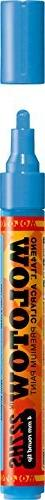 One4All Acrylic Paint Markers 4 mm shock blue middle 161