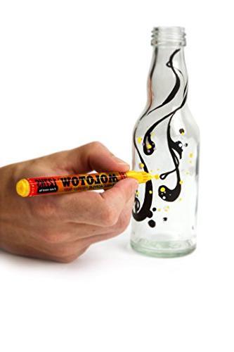 Molotow Acrylic Refill, Paint Neon Fluorescent, Bottle, 1 Each