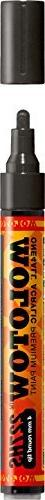 Molotow One4All Marker 227Hs 4Mm Signal Black by Molotow