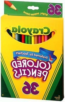 pencils 36