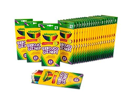 Crayola Colored 12 Each Colors - 68-0004