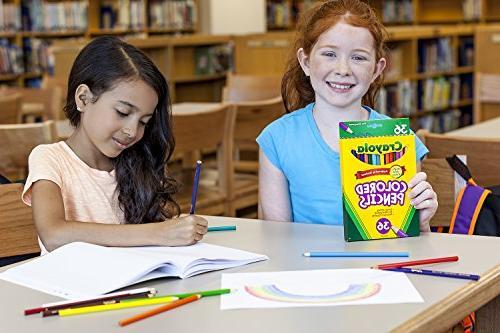 Crayola Pencils Each Colors - 68-0004
