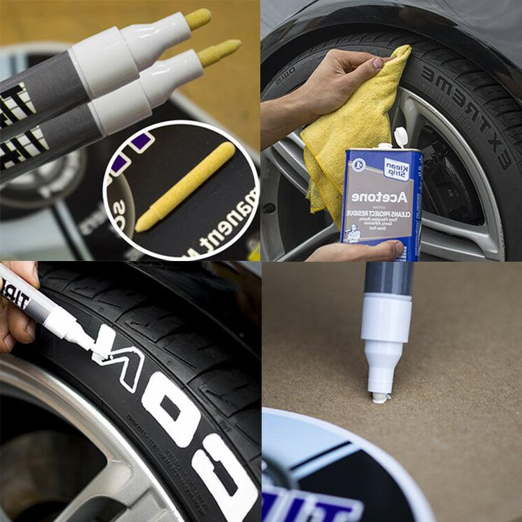 Tire Ink Permanent For