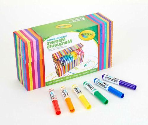 pip squeaks kids marker collection washable mini