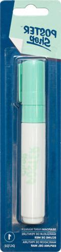 American Crafts Poster Shop Opaque Marker 8mm Chisel Tip-Sea