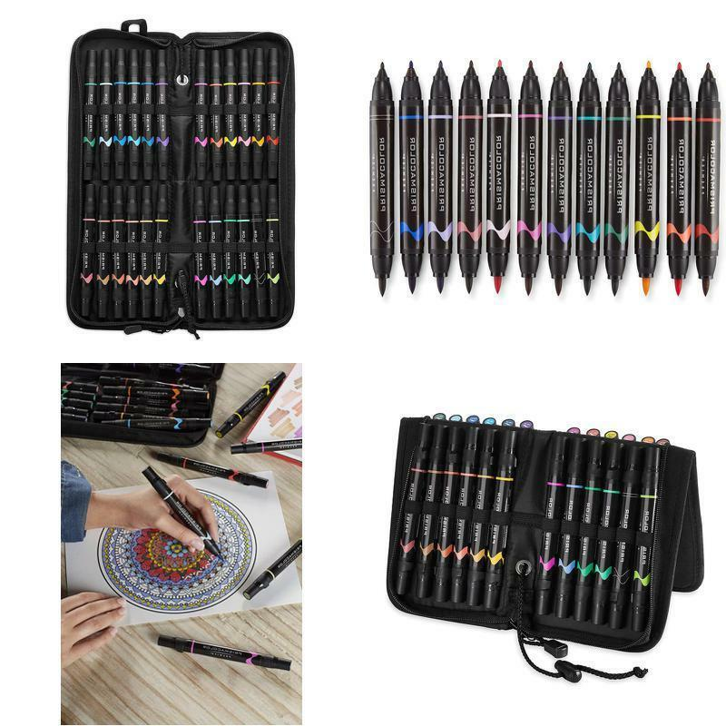 premier double ended art markers fine