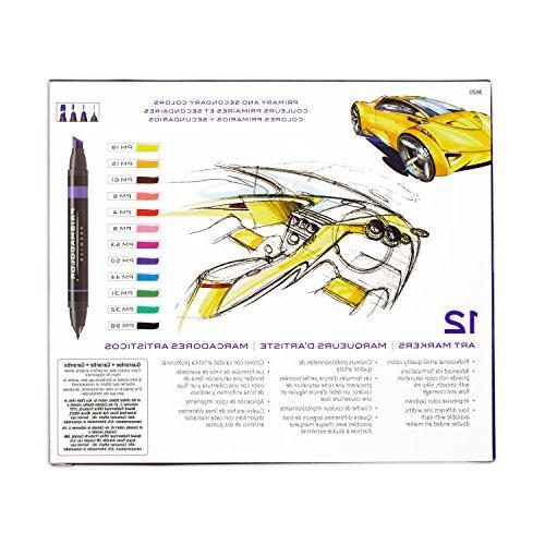 Prismacolor Premier Markers, Colors, Set Of