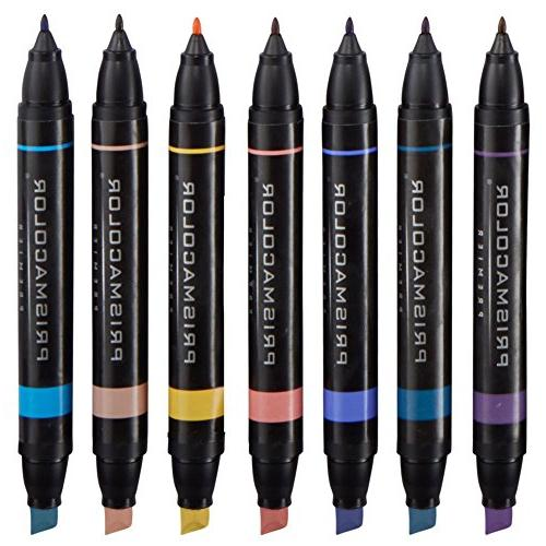 Prismacolor Premier Art Markers, Primary/Secondary Colors, Of