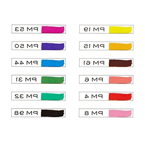 Prismacolor Premier Double-Ended Markers, Primary/Secondary Colors, Of 12