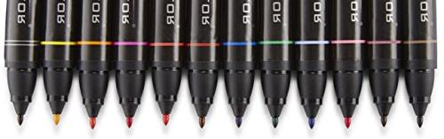 Prismacolor Double-Ended Markers, Primary/Secondary Set Of 12