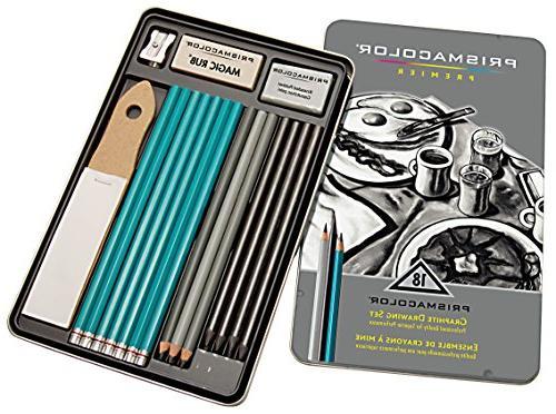 premier graphite drawing pencils