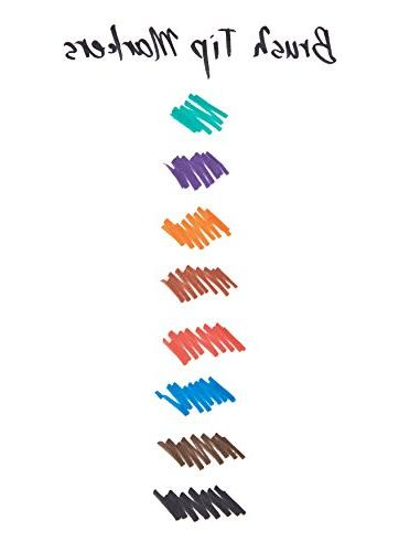 Brush Assorted Colors,