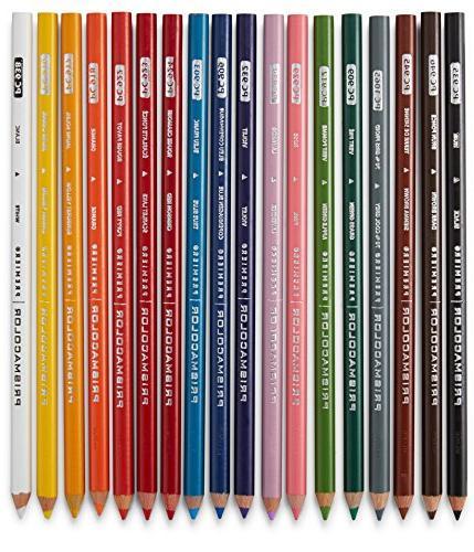 Prismacolor Premier Colored Pencils, Soft Pack