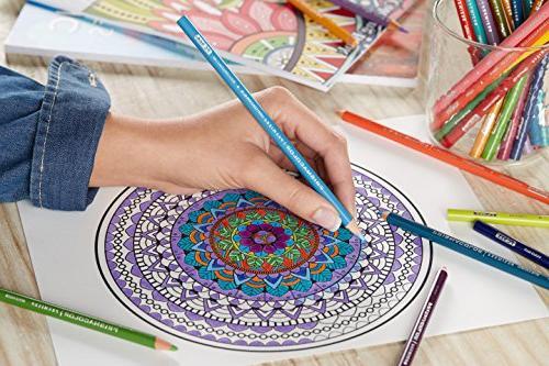 Prismacolor Colored Pencils, Soft Core,