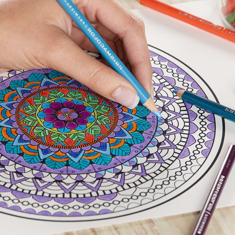 Prismacolor Markers, & Sepia,