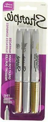 SAN1823815 - Sharpie Metallic Permanent Markers