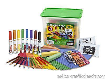 Crayola Art Set Sticks Craft Washable Coloring Markers