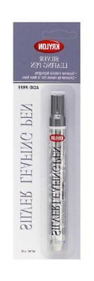 Silver Leaf Pen Drawing Lettering Markers Arts Crafts Dauber