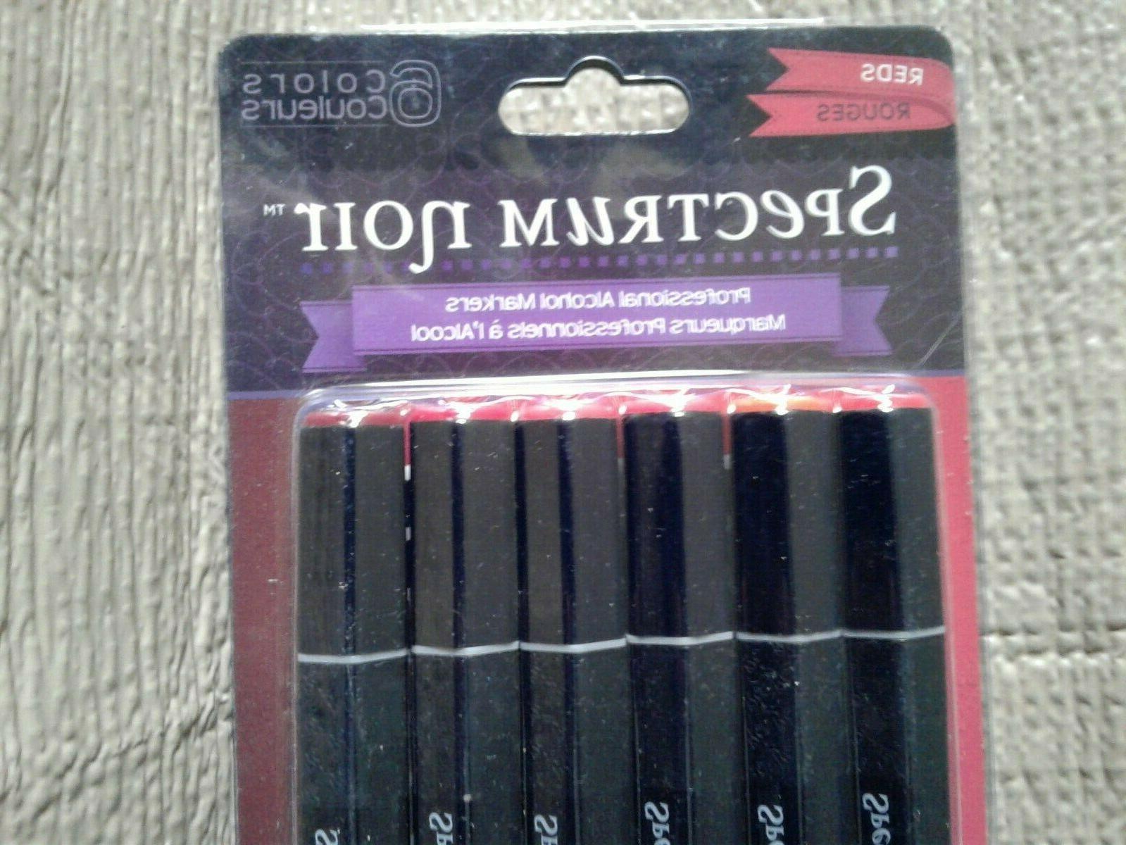 Spectrum Noir piece alcohol markers