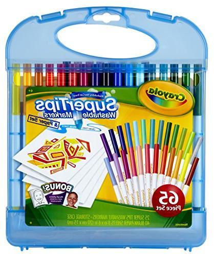 Crayola Marker Paper