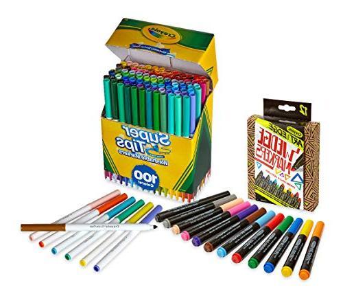 Crayola Super Washable Wedge Adult Gift