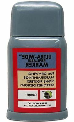 THE ORIGINAL ULTRA WIDE MARKER - EMPTY REFILLABLE TAG MARKER
