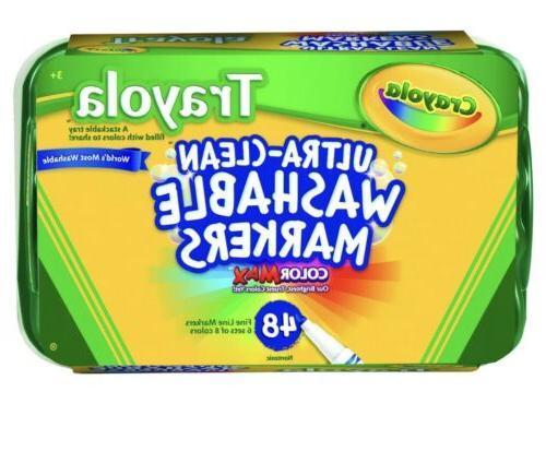 washable markers