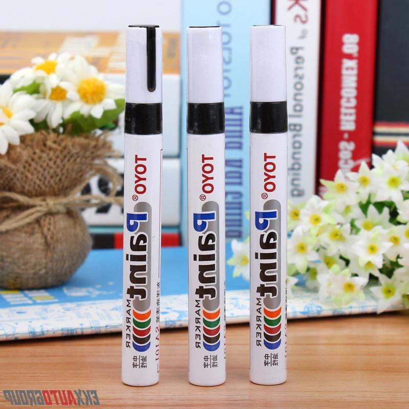 Tire Ink Tyre Paint Pen USA Pack White