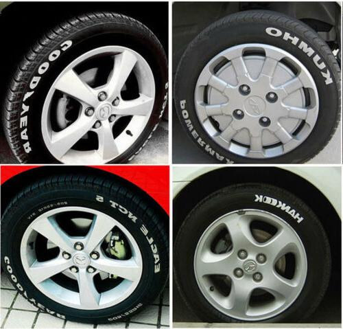 Waterproof Pen Car Tyre Tire Tread Rubber